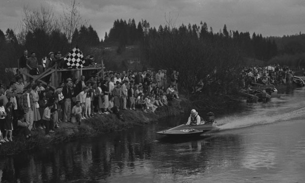 Sammamish Slough Race