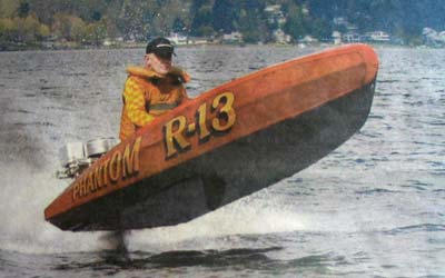Outboard Racing in den 50er Jahren - www.boatracingfacts.com