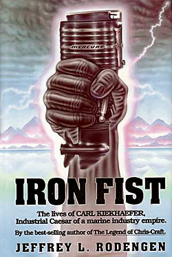 Jeffrey Rodengen: Iron Fist