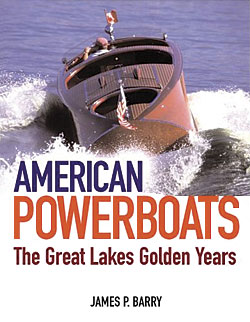 James Barry: American Powerboats