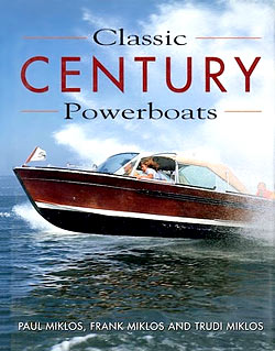 Miklos: Classic Century Powerboats